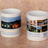 Edinburgh Academy Mugs :: An example of our range of PhotoMugs which are printed by dye sublimation, offering stunning full colour images simply unobtainable by any other means.